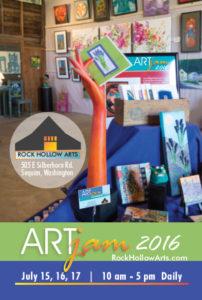 Join us for Art Jam 2016